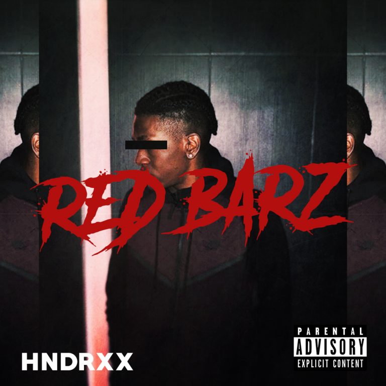 HNDRXX     Red Barz  stream it now !!