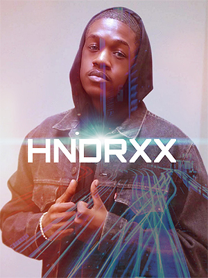 Debut project from HNDRXX  MARcH  2020